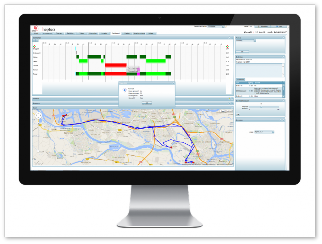 A2. EasyTrack Fleetmanagement