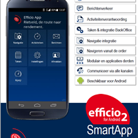 Efficio2 SmartApp NL